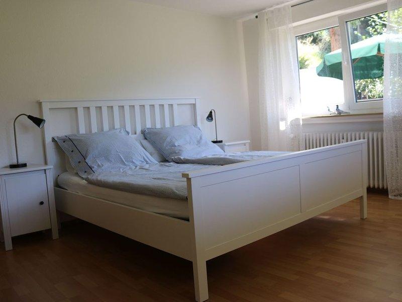 Ferienwohnung Dusamos, 70qm, 2 Schlafzimmer, max. 4 Personen, alquiler vacacional en Sasbachwalden