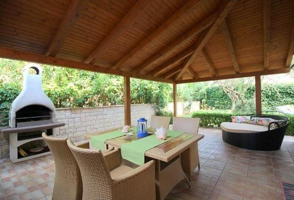 Ferienhaus Tar für 2 - 4 Personen mit 2 Schlafzimmern - Ferienhaus, vacation rental in Cervar Porat