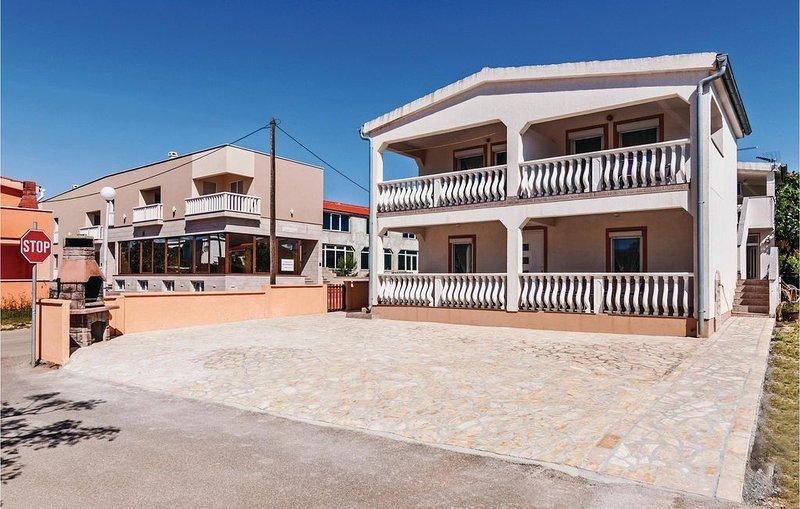 2 Zimmer Unterkunft in Vir, alquiler de vacaciones en Vir