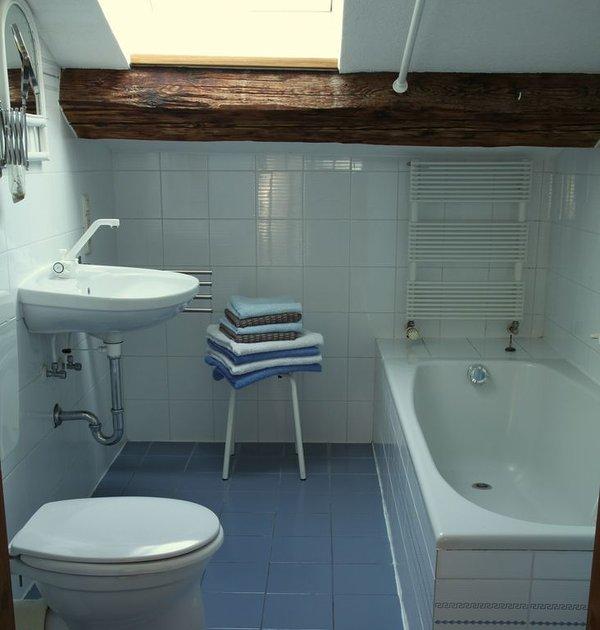 Appartement voor 4 personen op de 2e verdieping, 48 m², balkon-badkamer