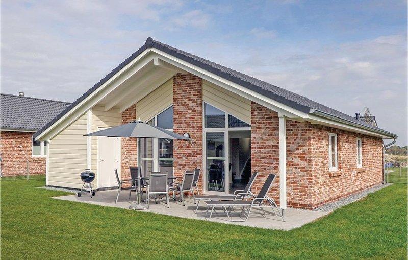 2 Zimmer Unterkunft in Dagebüll, holiday rental in Dagebull