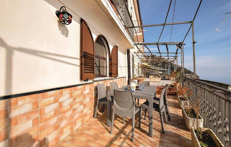 3 Zimmer Unterkunft in Furore (SA), aluguéis de temporada em Furor
