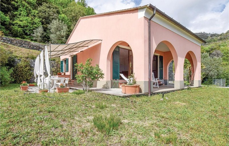2 Zimmer Unterkunft in Bonassola, holiday rental in Bonassola