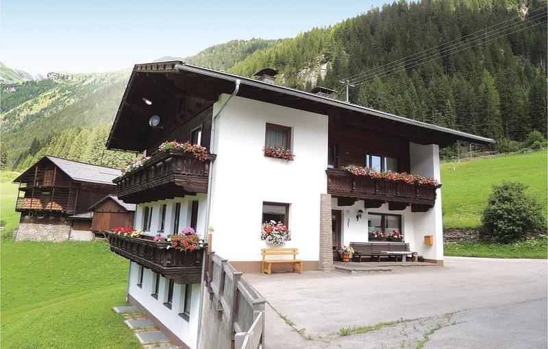 2 Zimmer Unterkunft in St.Jakob im Defereggen, holiday rental in Virgen