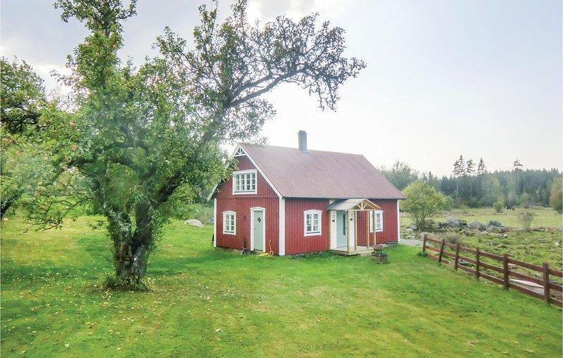2 Zimmer Unterkunft in Ödeshög, location de vacances à Granna