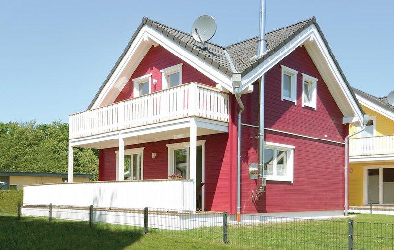 3 Zimmer Unterkunft in Süssau/Ostsee, casa vacanza a Heringsdorf