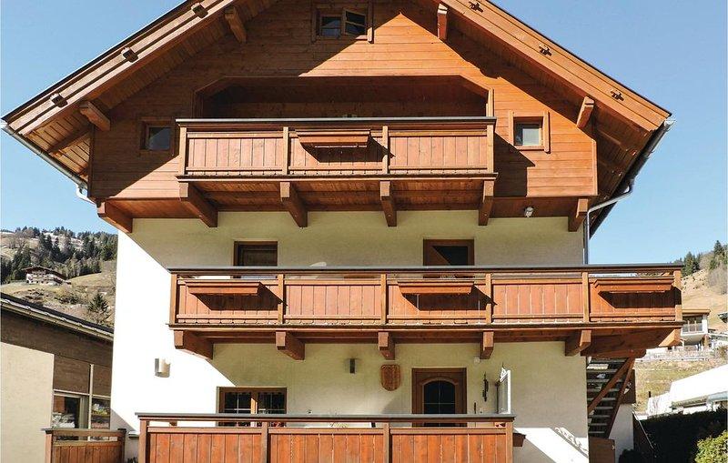 2 Zimmer Unterkunft in Viehhofen, vacation rental in Viehhofen