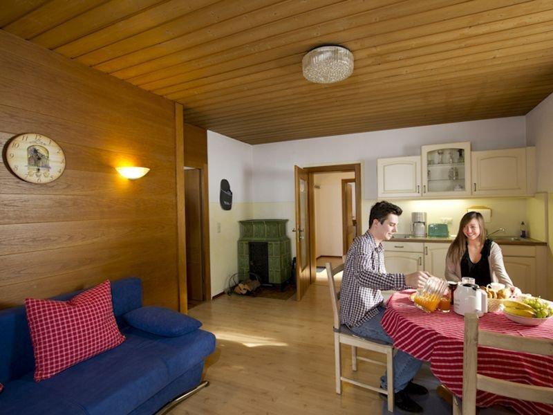 Ferienwohnung Teisenberg für 6 Personen, 2 Schlafzimmer, Bergblick, 57 m², holiday rental in Unken