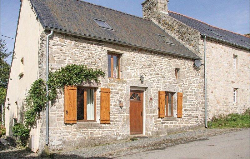 2 Zimmer Unterkunft in St Goueno, Ferienwohnung in La Motte