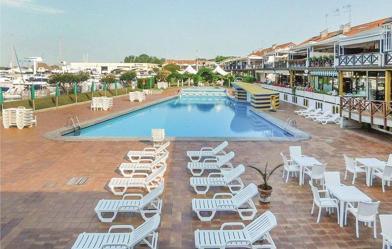 3 Zimmer Unterkunft in Lignano Sabbiadoro UD, vacation rental in Lignano Riviera