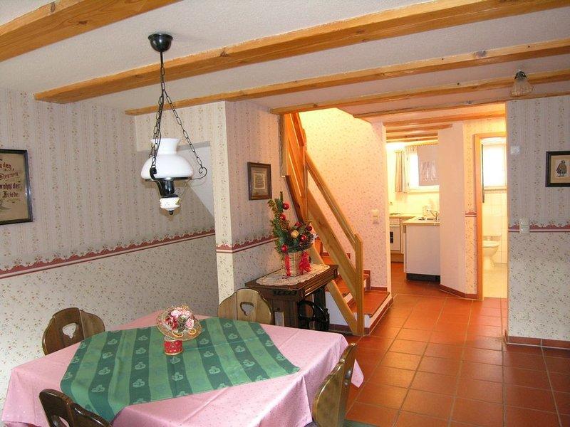 Großzügige Ferienwohnung für 2 Personen, location de vacances à Windelsbach