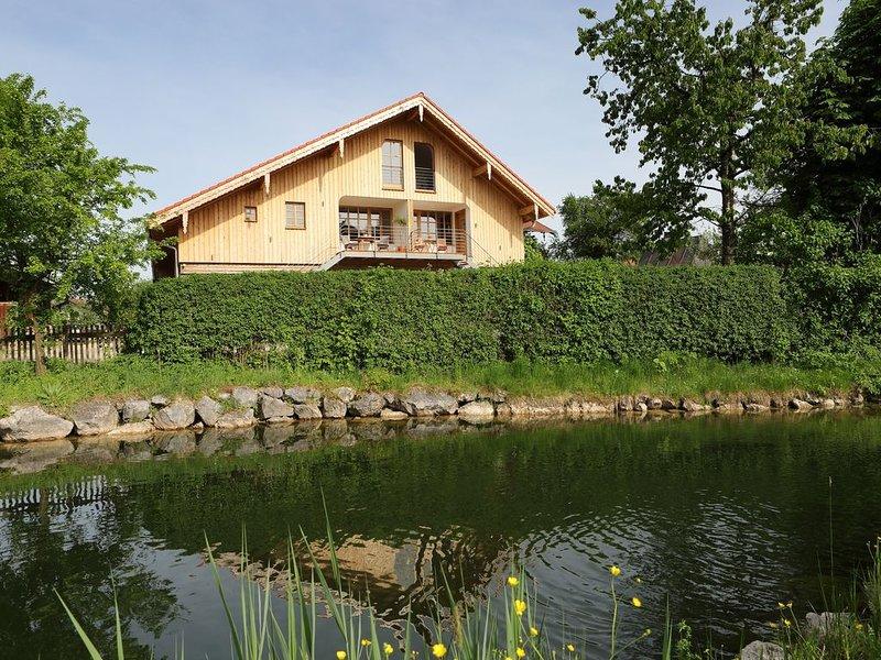 Appartment am Backhäusl, location de vacances à Trostberg an der Alz