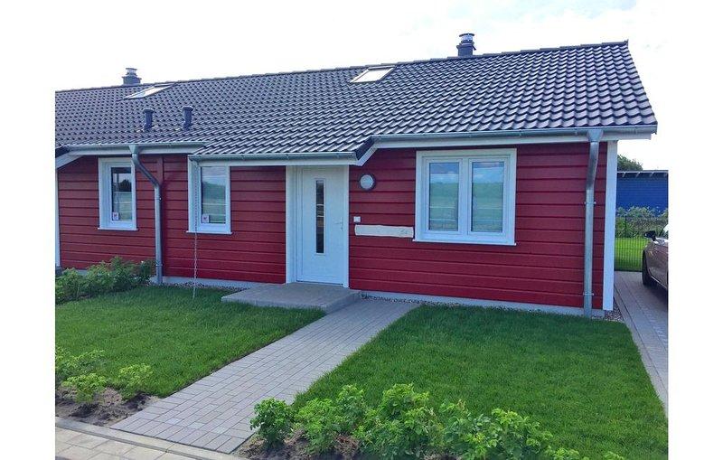 1 Zimmer Unterkunft in Dagebüll, casa vacanza a Emmelsbull-Horsbull