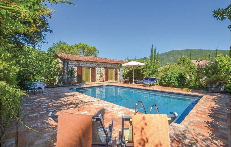1 Zimmer Unterkunft in Citta´di Castello PG, holiday rental in Morra