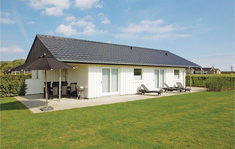 3 Zimmer Unterkunft in Haderslev, alquiler vacacional en Helnaes