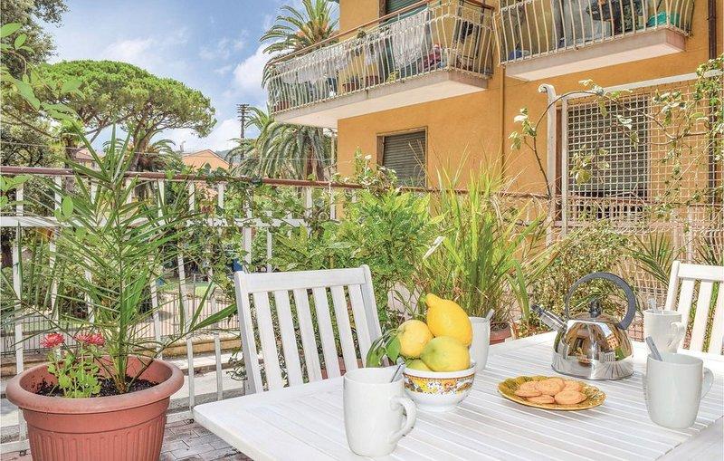 2 Zimmer Unterkunft in Rappallo -GE-, holiday rental in Coreglia Ligure
