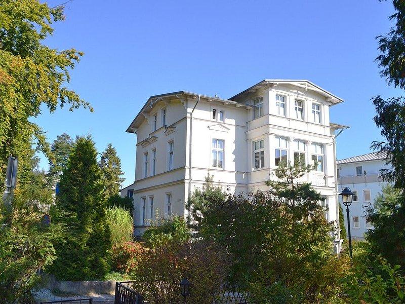 Villa Martha - Appartement 4, Ferienwohnung in Seebad Heringsdorf