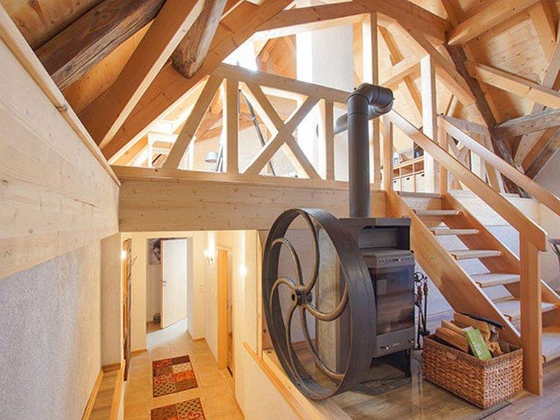Tenne, 60 qm mit Garten und 1 Schlafzimmer für max. 2 Personen, holiday rental in Vogtsburg im Kaiserstuhl