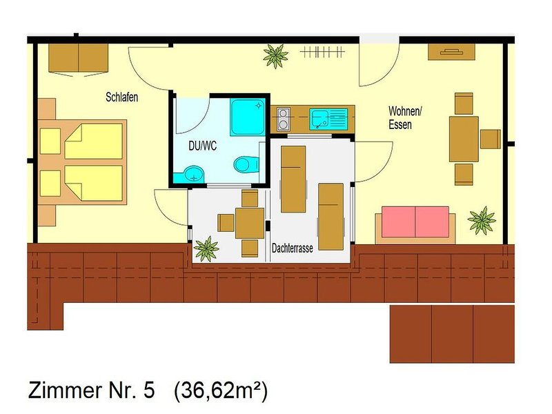 2-Zimmer-Apartment (Nr. 5), aluguéis de temporada em Bonndorf im Schwarzwald