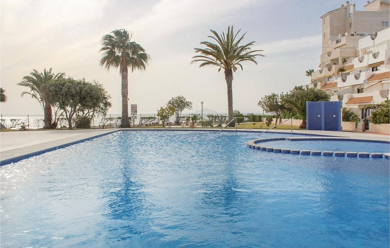 1 Zimmer Unterkunft in San Javier, location de vacances à La Manga del Mar Menor