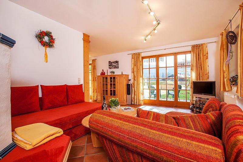 Drei-Raum-Ferienwohnung, 107 qm, Ferienwohnung in Reit im Winkl