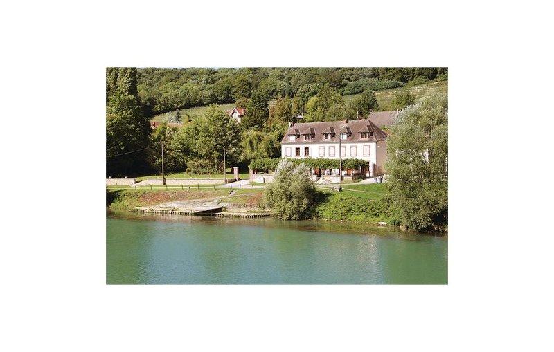 4 Zimmer Unterkunft in Jaulgonne, location de vacances à Mezy-Moulins