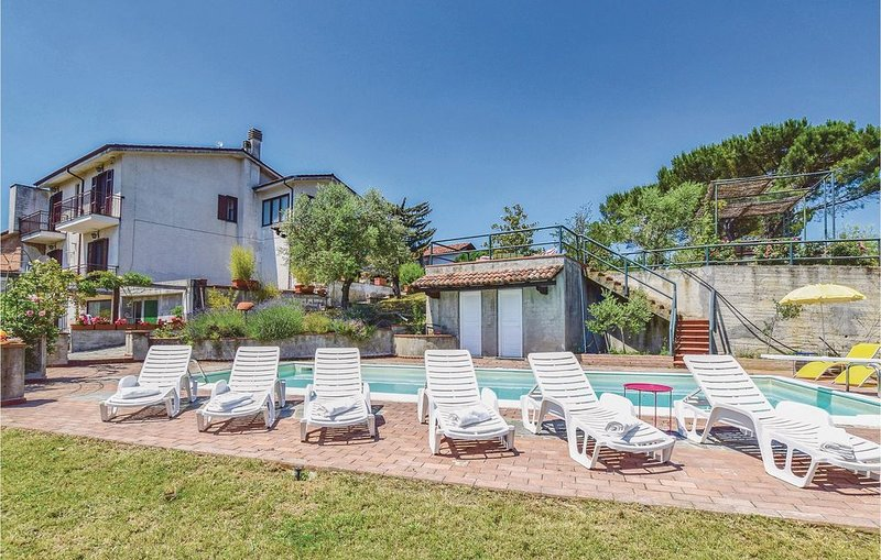 6 Zimmer Unterkunft in Montemarzino -AL-, holiday rental in Cantalupo Ligure