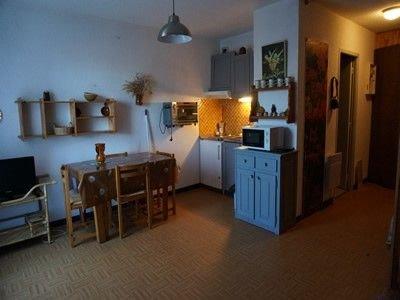 STUDIO STANDARD 4 couchages SAINT JEAN MONTCLAR, holiday rental in Le Sauze-du-Lac