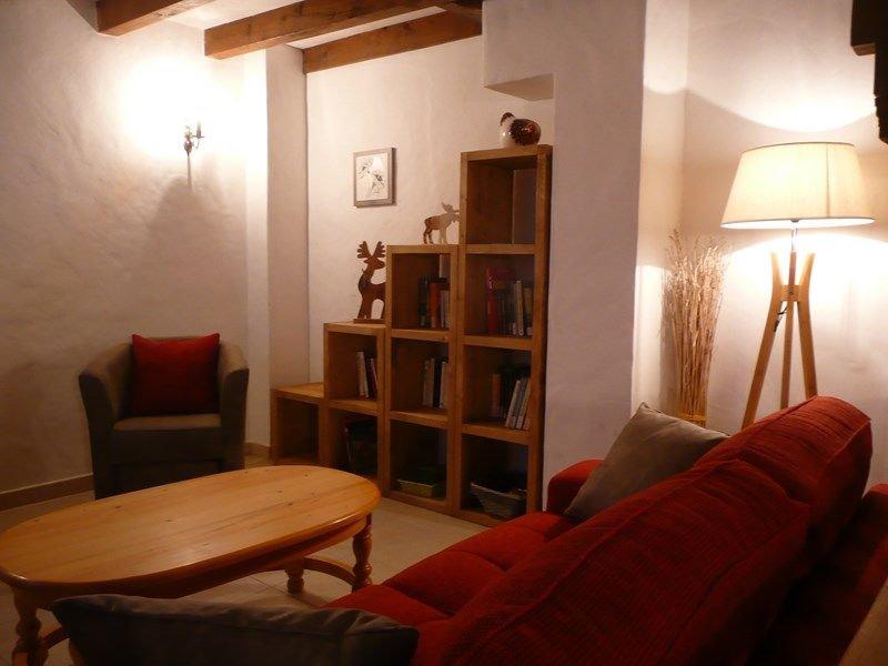 Chalet spacieux capacité 10 personnes, 120 m², holiday rental in Crest-Voland