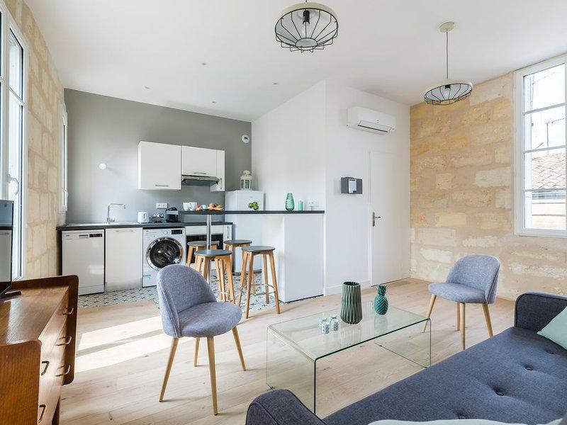 GuestReady - Calme et Moderne, Appartement Superbe, vacation rental in Bassens
