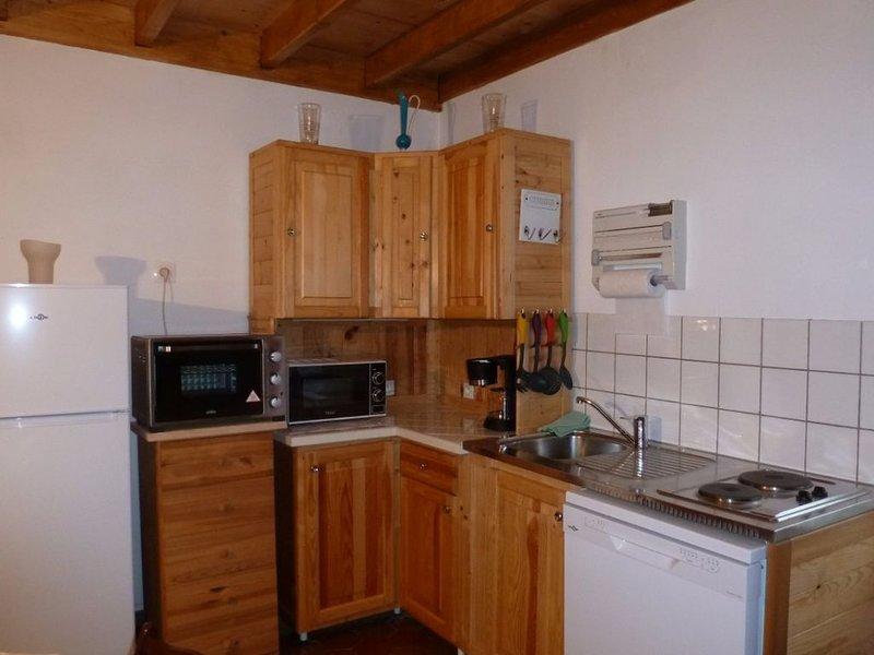Fiefs: vallées et Marais, maison pour 2 personnes, vacation rental in Maizieres
