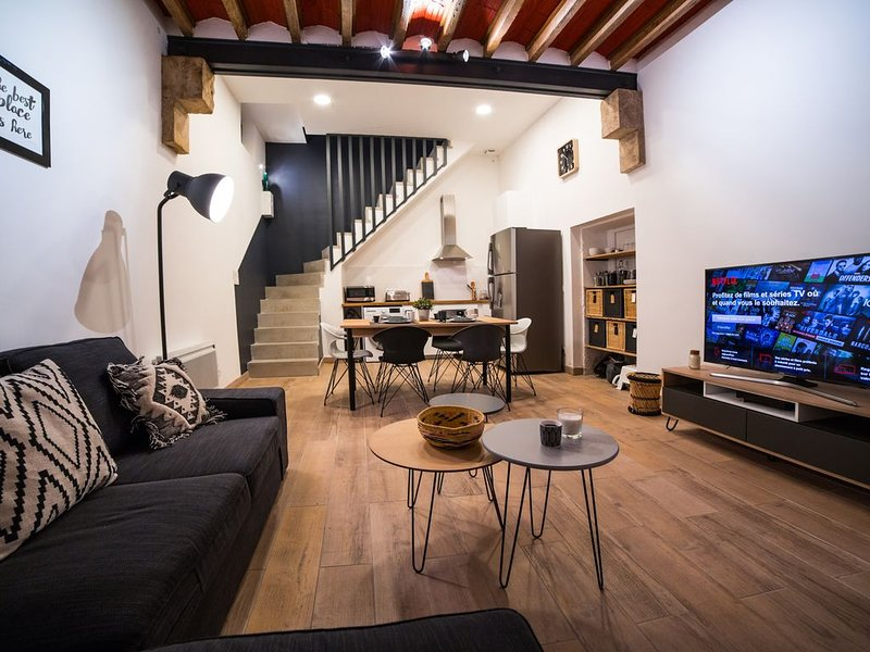 Gare Saint Roch Private Room n°3, vacation rental in Montpellier