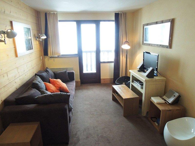 Appartement 3 chambres bénéficiant de 3 balcons panoramiques, vacation rental in Avoriaz