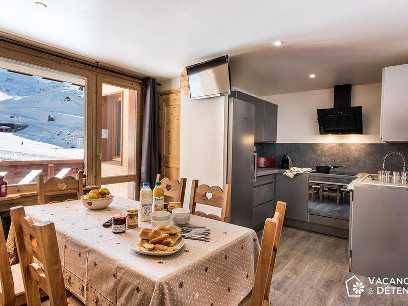L'élégance moderne de la montagne, NAZCA D2, holiday rental in Saint-Martin-de-Belleville
