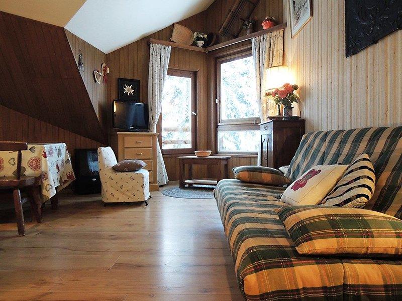 Studio 4 personnes spacieux, vacation rental in Avoriaz
