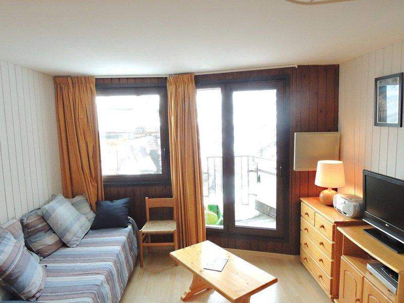 Charmant studio situé dans un quartier calme, proche centre station, vacation rental in Avoriaz