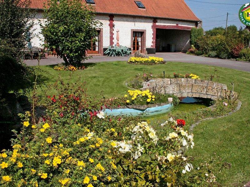 Les Petites Ecuries - VERTON, casa vacanza a Rang-du-Fliers
