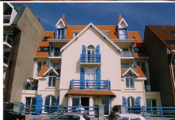 Wimereux, Côte d'Opale: appartement 6 personnes face mer., holiday rental in Wimereux