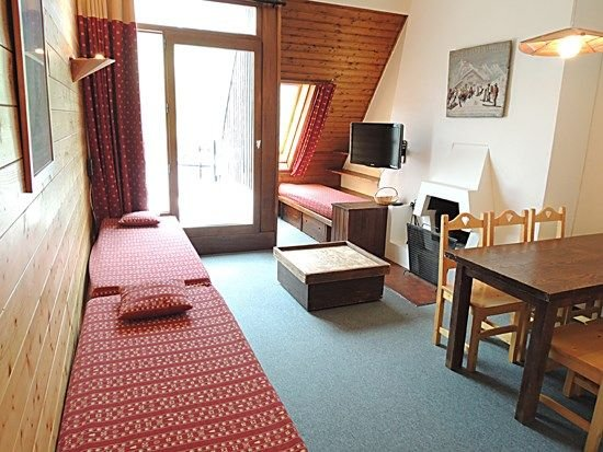 Agréable et spacieux 3 piéces en triplex, vacation rental in Avoriaz