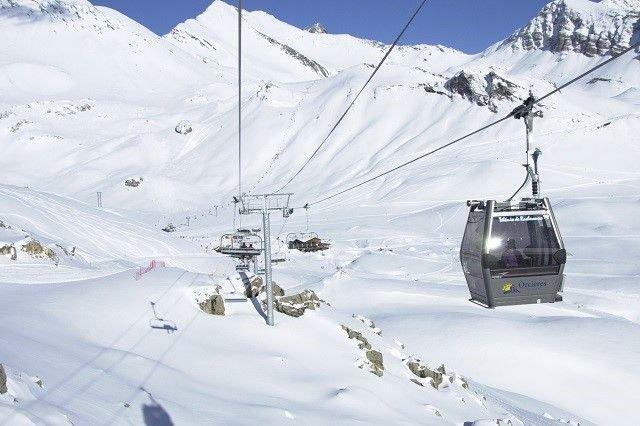 Deux pièces au CHALET D'ORCIERES à Orcières Merlette - Alpes du Sud, location de vacances à Orcières