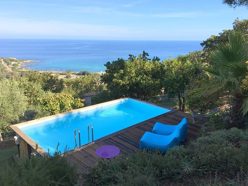 VILLA DOMISE - PICINE PRIVÉE- TARCO- classé 3***, vacation rental in Conca