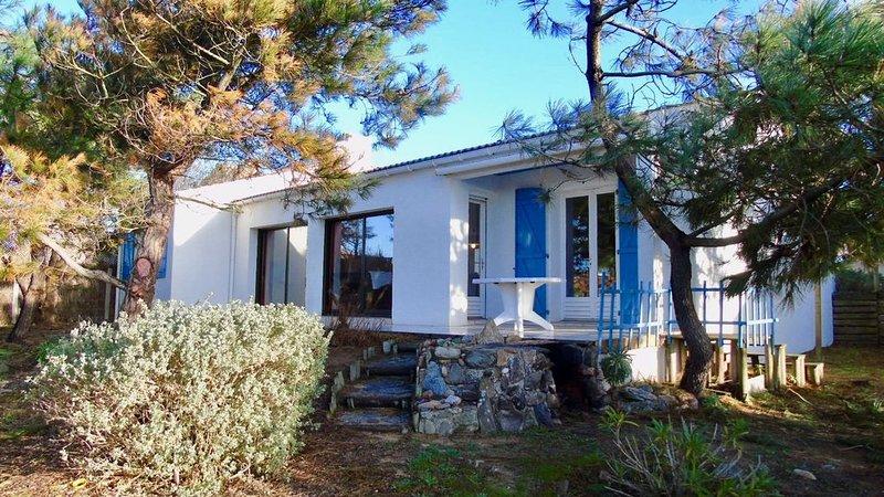 Maison vendéenne « sous les pins », aluguéis de temporada em Bretignolles Sur Mer
