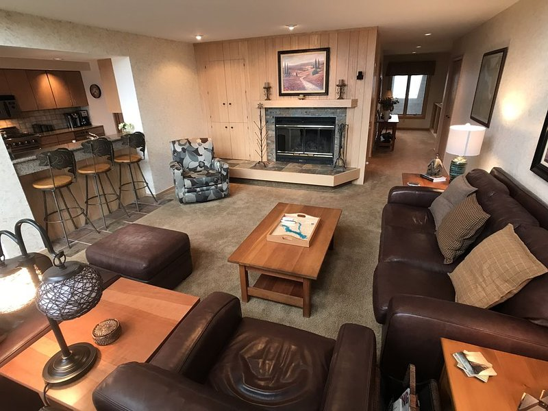 Lake Charlevoix Condo that sleeps 6-8, location de vacances à Boyne City
