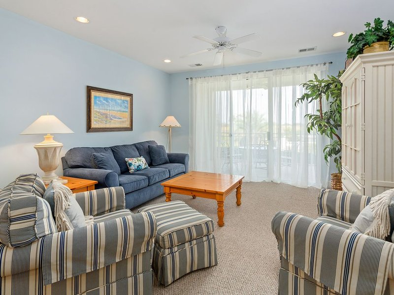 Windward Point # 109 - Located in Sea Palms on St Simons Island, location de vacances à Sea Island