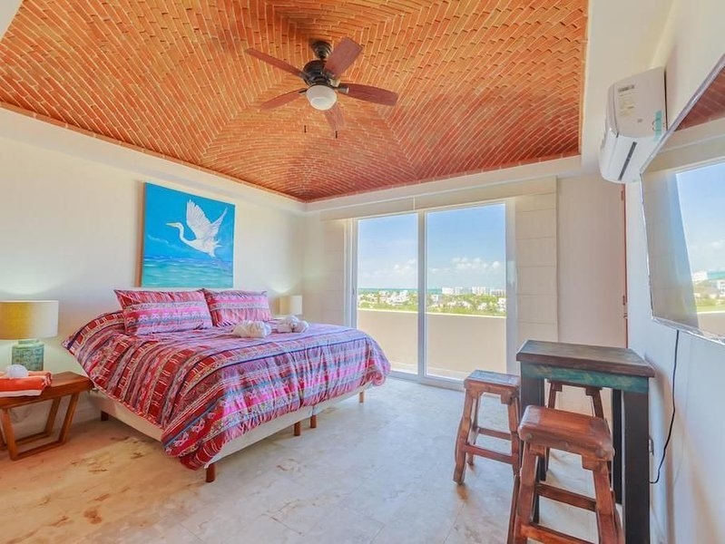 Isla 33 - Studio 2413, location de vacances à Playa Mujeres