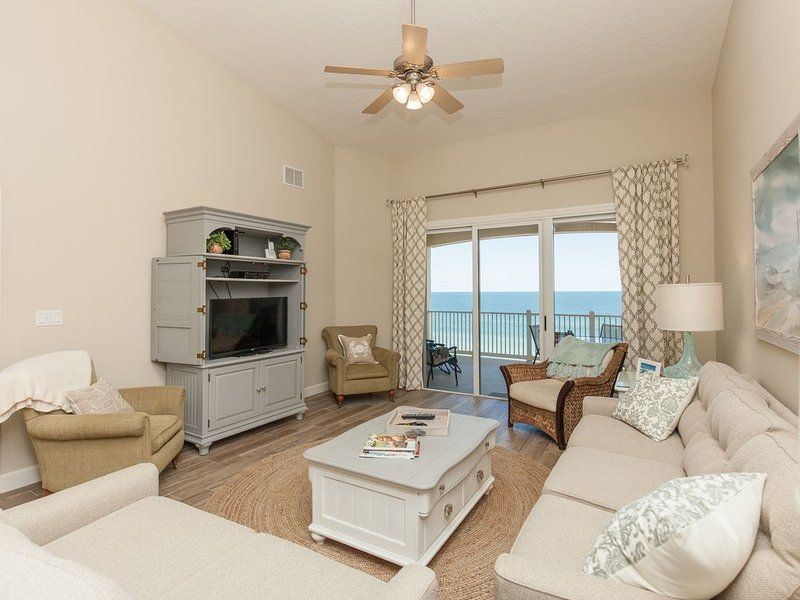 CB 564 completely remodeled floor to ceiling!! Come see Cinnamon Beach!!, alquiler de vacaciones en Palm Coast