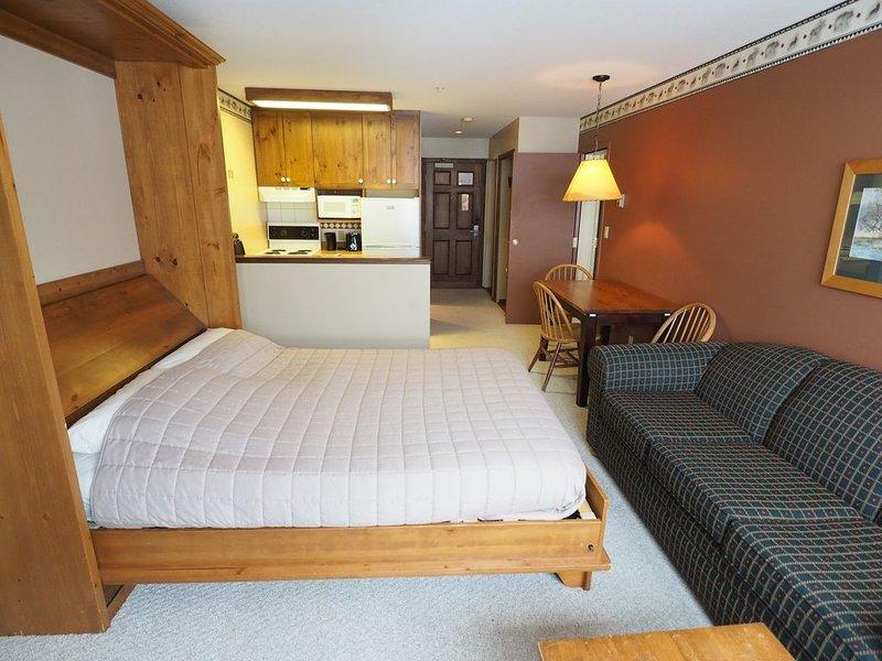 Apex Inn 1 bedroom condo, vacation rental in Keremeos