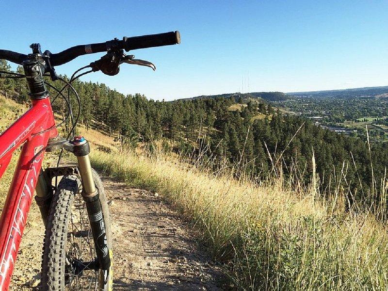 M Hill Trail