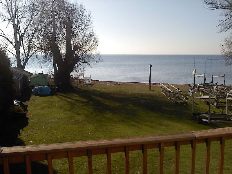 Fishing and Relaxtion at its best, vacation rental in Oneida