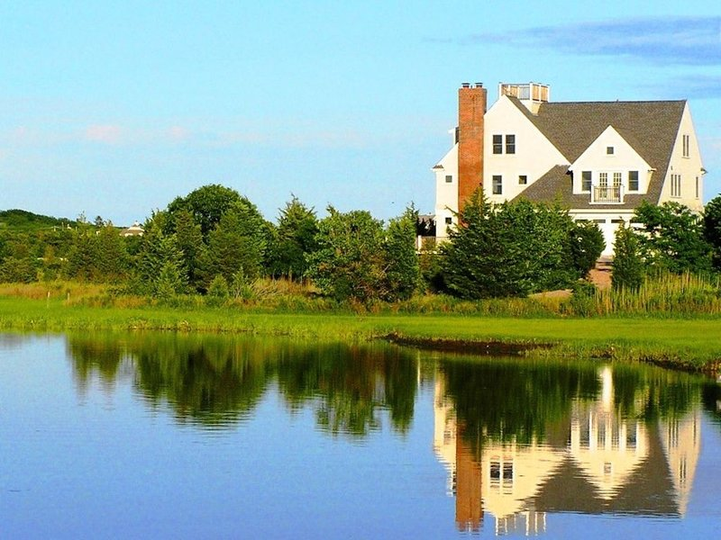Ocean views from every room, nestled in the tranquility of the Centerville River